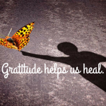 gratitude helps us heal