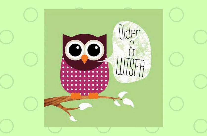 Pin on ┘ growing older n wiser