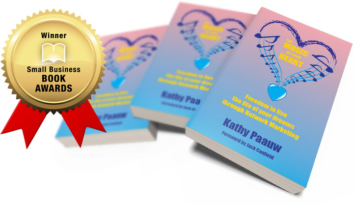 award winning book The Music of Your Heart