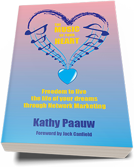 Book by Kathy Paauw The Music of Your Heart