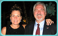 Kathy Paauw and Ivan Misner