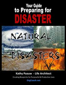 Your guide to preparing for disaster