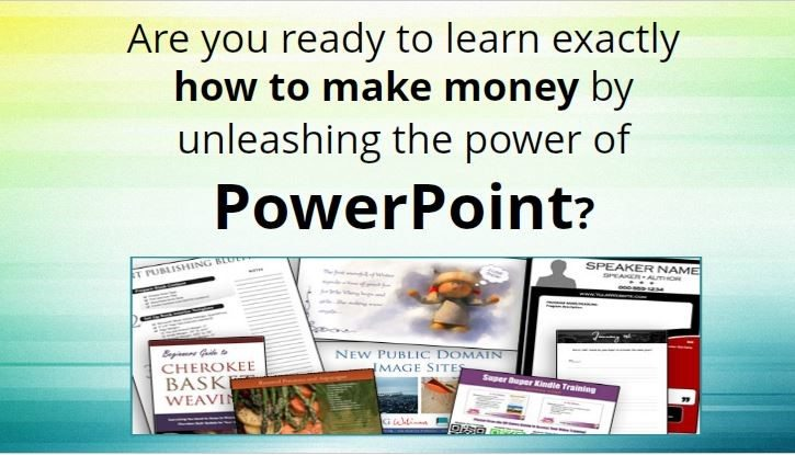 7 Ways to Make Money with PowerPoint