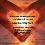 The Power of Gratitude in Times of Challenge  (Part 3)